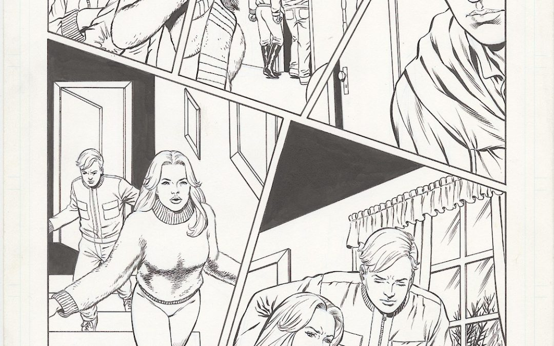 New Mutants Forever – #1, page 12