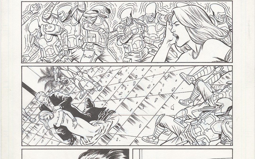 New Mutants Forever – #1, page 17